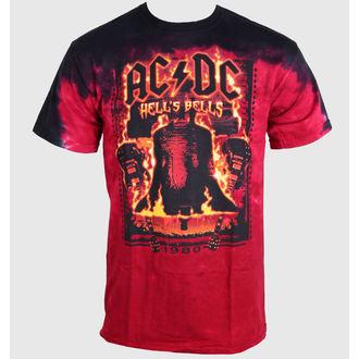 tričko pánské  AC/DC - Bells - LIQUID BLUE - 11845