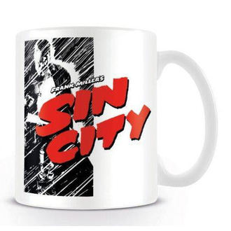 hrnek Sin City - Comic - PYRAMID POSTERS - MG22507