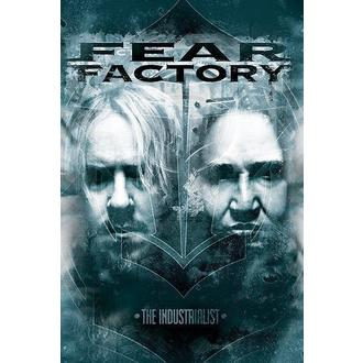 plakát Fear Factory - The Industrialists - PYRAMID POSTERS, PYRAMID POSTERS, Fear Factory