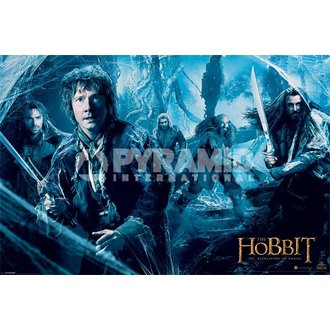 plakát Hobit - Dos - Mirkwood - PYRAMID POSTERS, PYRAMID POSTERS