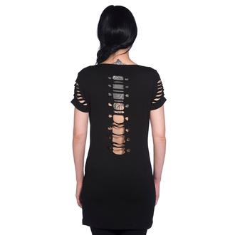 šaty dámské (tunika) BANNED - Corset Skeleton, BANNED