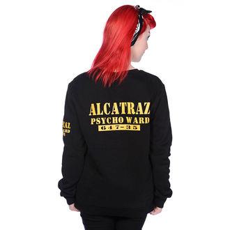 mikina BANNED - Alcatraz - Black