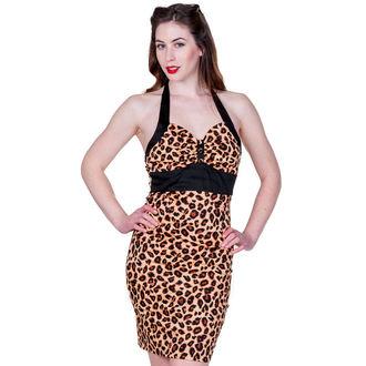 šaty dámské BANNED - Retro Leopard, BANNED