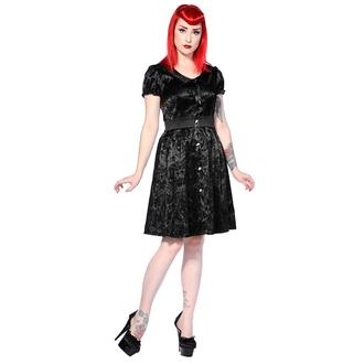 šaty dámské BANNED - Black Ivy Cross Gothic