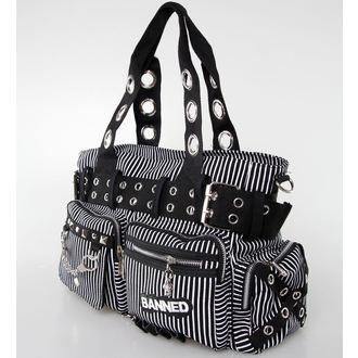 taška,kabelka BANNED - White Striped