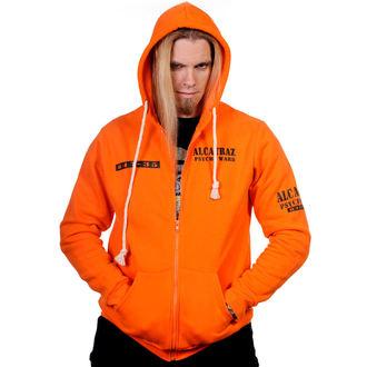 mikina pánská BANNED - Alcatraz - Orange
