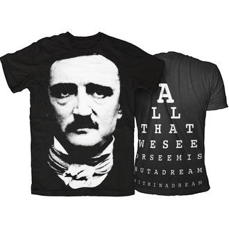 tričko pánské BLACK CRAFT - Within A Dream (Poe) - Black - MT027EE