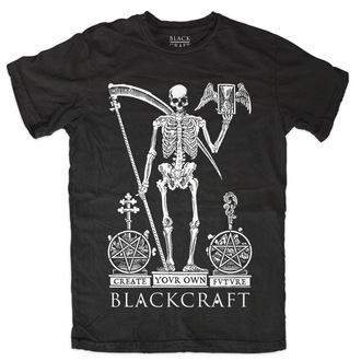 tričko pánské BLACK CRAFT - Death Watch - Black - MT080DH