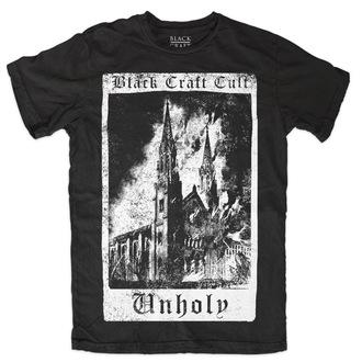 tričko pánské BLACK CRAFT - Unholy Tarot - Black - MT083UT