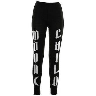 kalhoty dámské (leginy) BLACK CRAFT - Moon Child - Black