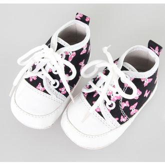 boty dětské ROCK DADDY - Black - 59096-X2, ROCK DADDY