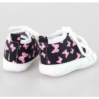 boty dětské ROCK DADDY - Black - 59096-X2