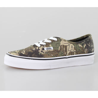 boty VANS - Authentic (Star Wars) - Boba - VW4NDJH