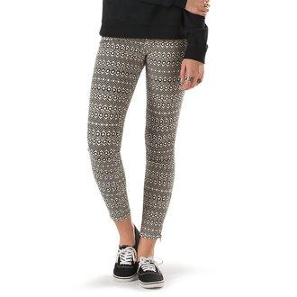 kalhoty dámské VANS - Moto Skinny Denim - Creme, VANS