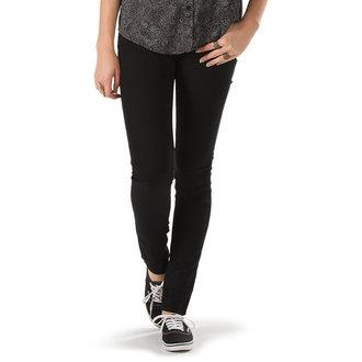kalhoty dámské VANS - Skinny Denim - Black Rinse