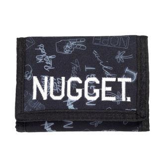 peněženka NUGGET - BREAKOUT - D - 1/26/38 - Neon Black, NUGGET