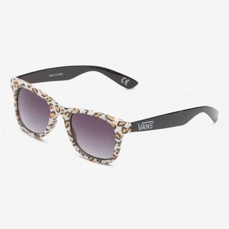 brýle sluneční VANS - Janelle Hipster Su - White, VANS