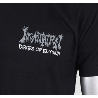 tričko pánské Incantation - Dirges Of Elysium Logo - CARTON