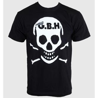 tričko pánské G.B.H. - Skull - CARTON, CARTON, G.B.H.