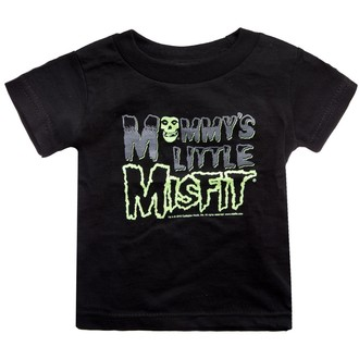 tričko dětské SOURPUSS - Misfits - Mommys Little - Black, SOURPUSS, Misfits