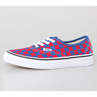 boty VANS - U Authentic - GOLDEN COAST b/rdchckr - VW4NDI1