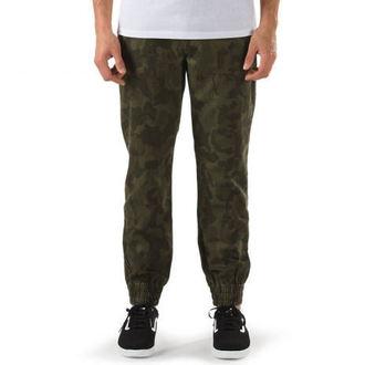 kalhoty pánské VANS - Excerpt Chino Pegg - BUBBLE CAMO - VV6CE20