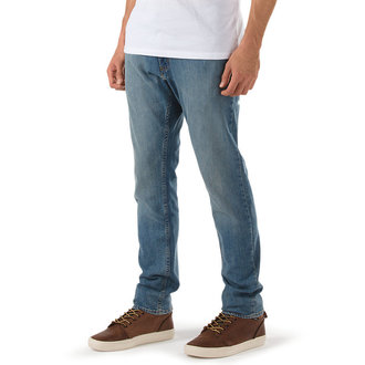 kalhoty pánské -jeansy- VANS - V46 Taper - INDIGO LIGHT