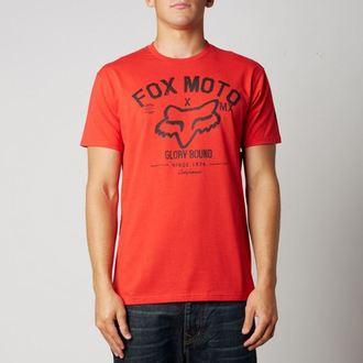 tričko pánské FOX - Knowhere - Red