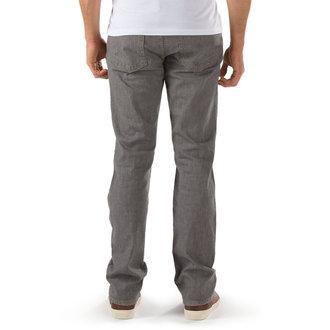 kalhoty pánské -jeansy- VANS - V56 Standard - GUNMETAL GREY - VNSWEZU