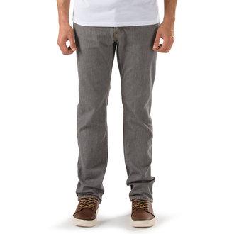 kalhoty pánské -jeansy- VANS - V56 Standard - GUNMETAL GREY, VANS