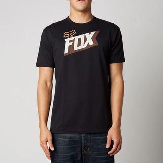 tričko pánské FOX - Content - Black