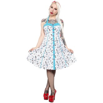 šaty dámské SOURPUSS - Peggy Lazy Sundae - Multi Colors - SPDR109