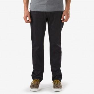 kalhoty pánské -jeansy- VANS - V46 Taper - Indigo 13OZ - VXK3DZM
