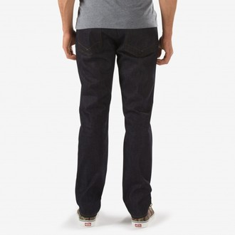 kalhoty pánské -jeansy- VANS - V46 Taper - Indigo 13OZ