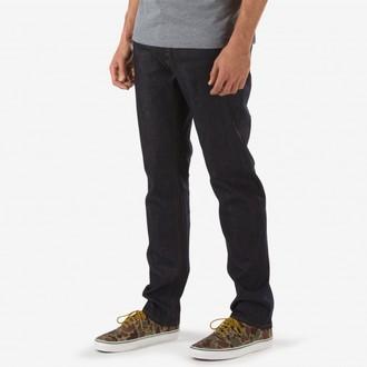 kalhoty pánské -jeansy- VANS - V46 Taper - Indigo 13OZ, VANS