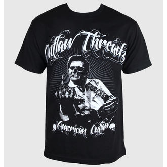 tričko pánské Outlaw Threadz - American Outlaw, OUTLAW THREADZ
