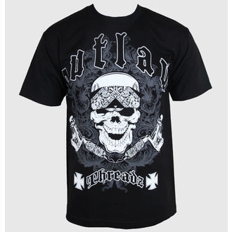 tričko pánské Outlaw Threadz - Inked, OUTLAW THREADZ