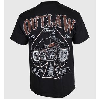 tričko pánské Outlaw Threadz - Spade, OUTLAW THREADZ