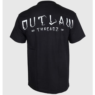 tričko pánské Outlaw Threadz - All Hustle, OUTLAW THREADZ