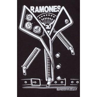tričko dětské SOURPUSS - Ramones - Punker - Black, SOURPUSS, Ramones