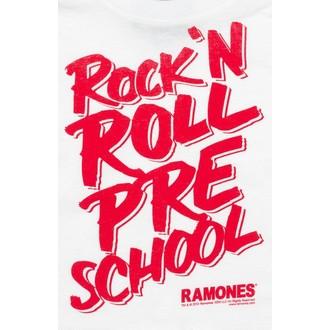 tričko dětské SOURPUSS - Ramones - RNR Pre School - White, SOURPUSS, Ramones