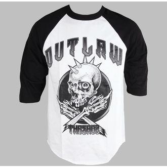 tričko pánské s 3/4 rukávem Outlaw Threadz - Rebel, OUTLAW THREADZ