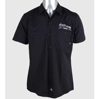 košile pánská Outlaw Threadz - Pin Stripe, OUTLAW THREADZ
