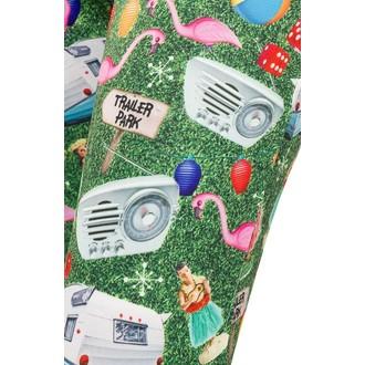 kalhoty (legíny) dámské SOURPUSS - Trailer Park - Multi Colors