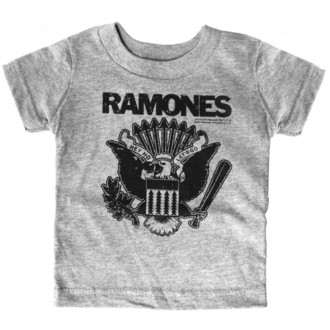 tričko dětské SOURPUSS - Ramones - Gray Heather, SOURPUSS, Ramones