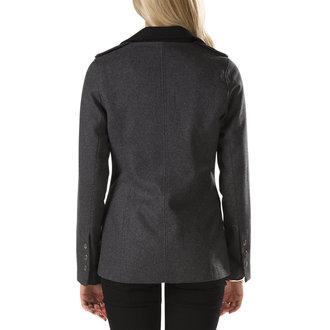 kabátek dámský VANS - Pike Jacket - NEW CHARCOAL HTR, VANS