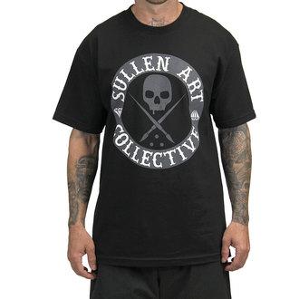 tričko pánské SULLEN - All Day - BLK - SCM0062_BK