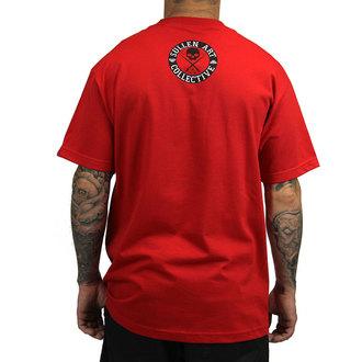 tričko pánské SULLEN - All Day - RED