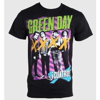 tričko pánské Green Day - Hypno - Black - BRAVADO, BRAVADO, Green Day