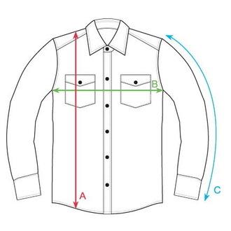 košile pánská HORSEFEATHERS - CASH